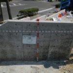 コンクリート打設(階段施工例)