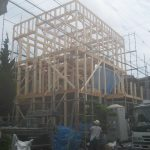 田中邸新築工事